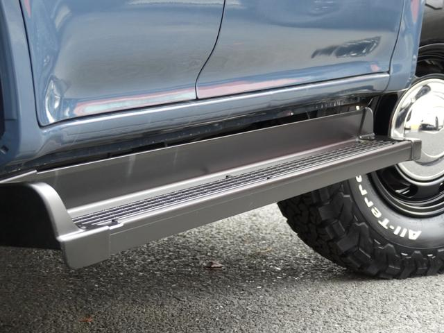 TX4WD 丸目換装 新品タイヤセット ペンドルトンシート(11枚目)