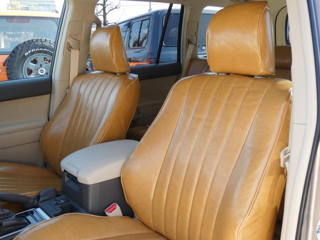 TX 2インチアップ BRUTアルミ ヨコハマジオランダーG003 レトロスタイルシートカバー TZ-G純正木目調ステアリング サンルーフ(2枚目)