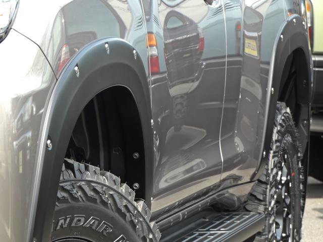 TX 2インチアップ BRUTアルミ ヨコハマジオランダーG003 レトロスタイルシートカバー TZ-G純正木目調ステアリング サンルーフ(9枚目)