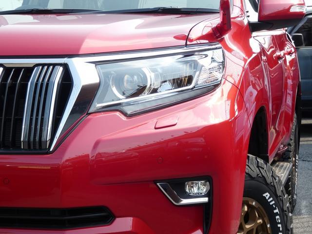 TX メーカーオプション込み販売価格 リフトアップ アルミ&MTタイヤ クリアランスソナー サンルーフ 寒冷地仕様車 ベージュ内装 衝突被害軽減ブレーキ レーダークルーズコントーロール(6枚目)