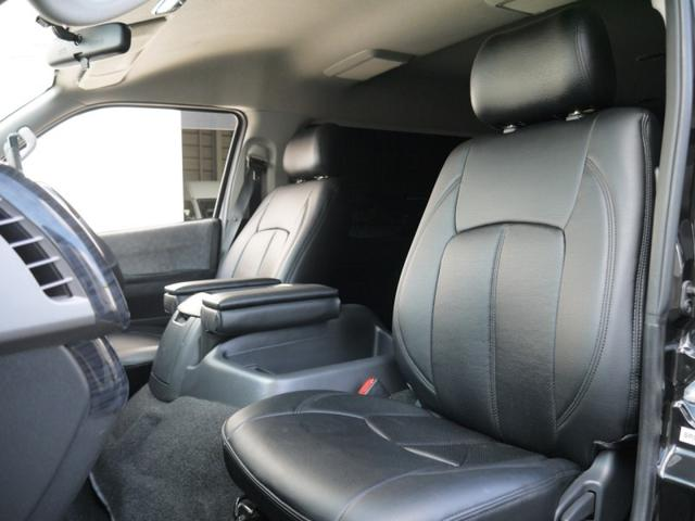 トヨタ ハイエースワゴン GL ベッドキット アルミ 415ボンネット&テール