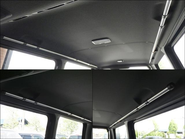 スーパーGL ダークプライム flexdreamライトキャンピングカーFD-BOX5 4ナンバー8人乗り仕様車 後席T-REVOシートダークプライム調縫製仕立て(11枚目)