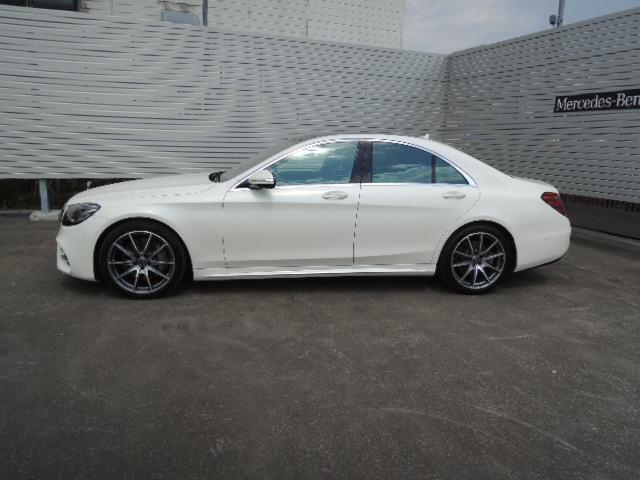 S400d 4マチック 2年保証 新車保証(2枚目)
