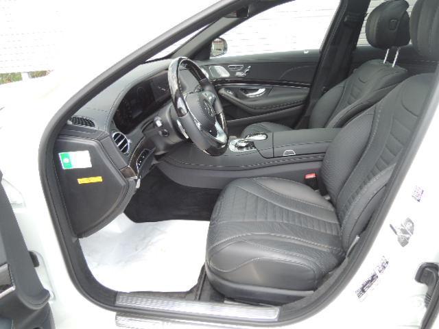 S400d 4マチック 2年保証 新車保証(5枚目)