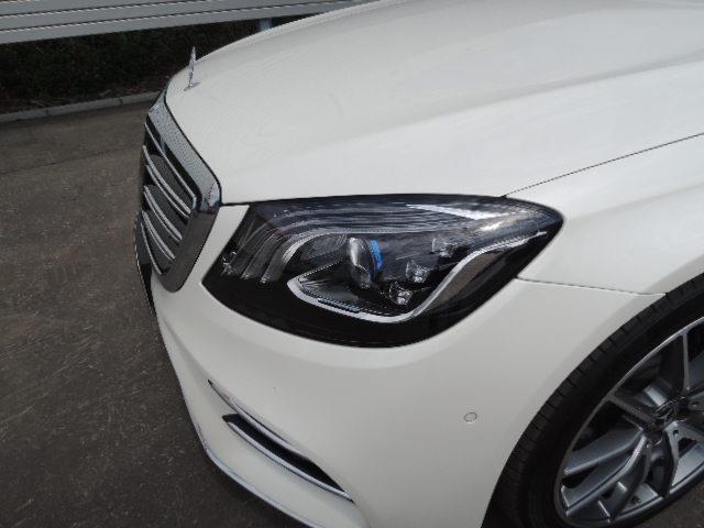 S400d 4マチック 2年保証 新車保証(7枚目)