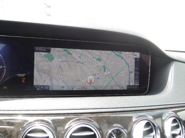 S400d 4マチック 2年保証 新車保証(11枚目)