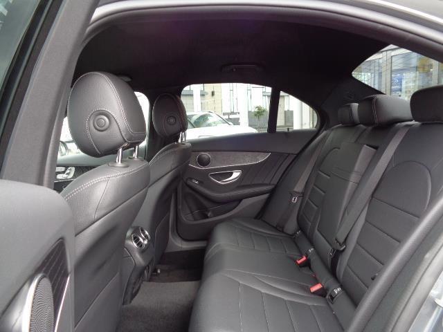C200 4マチック アバンギャルド AMGライン レーダーセーフティパッケージ 2年保証 新車保証(12枚目)
