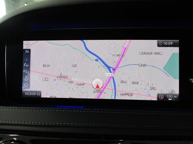 S450 ロング AMGラインプラス 2年保証 新車保証(4枚目)