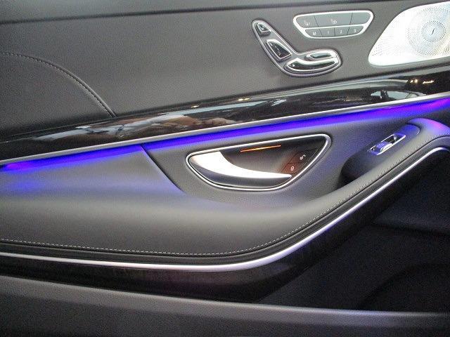 S450 ロング AMGラインプラス 2年保証 新車保証(11枚目)