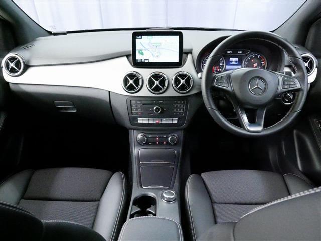 B180 レーダーセーフティパッケージ 2年保証 新車保証(12枚目)