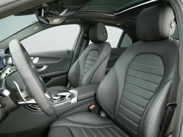 C43 4マチック 2年保証 新車保証(18枚目)
