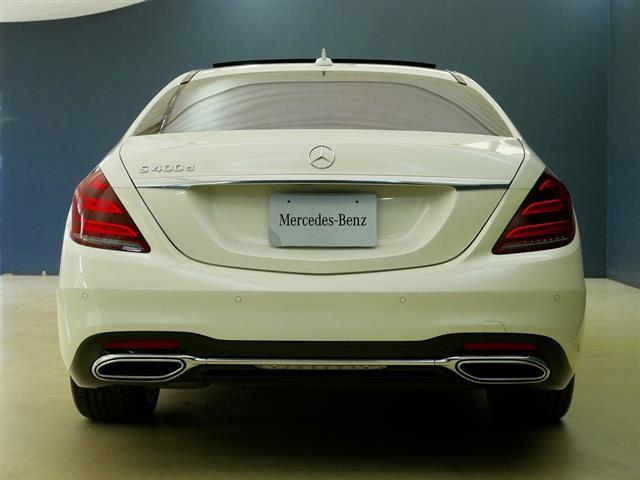 S400d AMGラインプラス レザーエクスクルーシブパッケージ ベーシックパッケージ 2年保証 新車保証(4枚目)