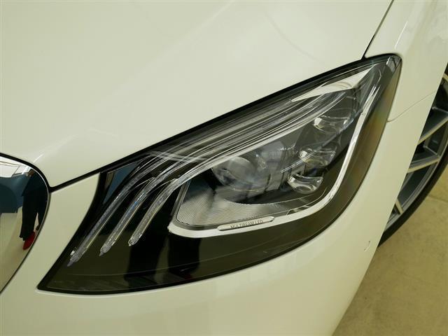 S400d AMGラインプラス レザーエクスクルーシブパッケージ ベーシックパッケージ 2年保証 新車保証(7枚目)