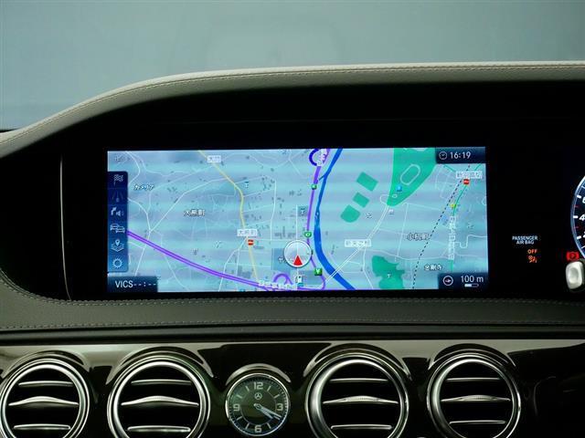 S400d AMGラインプラス レザーエクスクルーシブパッケージ ベーシックパッケージ 2年保証 新車保証(10枚目)