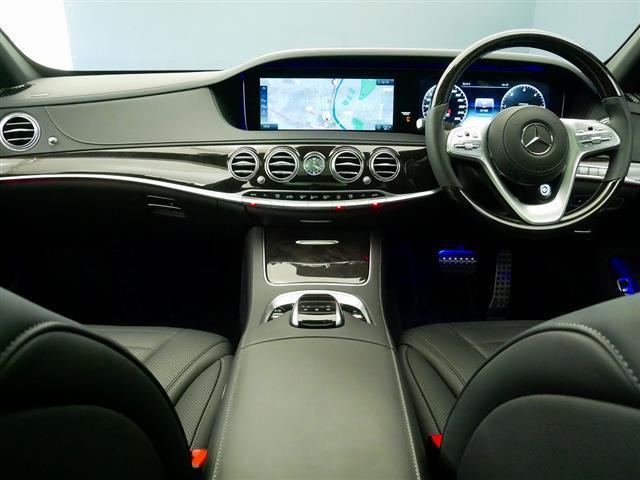 S400d AMGラインプラス レザーエクスクルーシブパッケージ ベーシックパッケージ 2年保証 新車保証(12枚目)