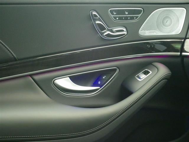 S400d AMGラインプラス レザーエクスクルーシブパッケージ ベーシックパッケージ 2年保証 新車保証(13枚目)