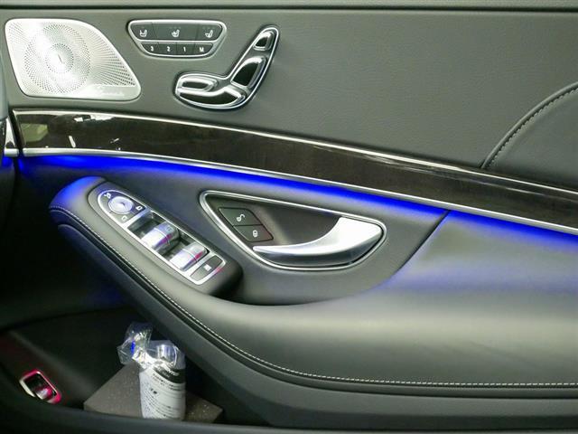 S400d AMGラインプラス レザーエクスクルーシブパッケージ ベーシックパッケージ 2年保証 新車保証(14枚目)