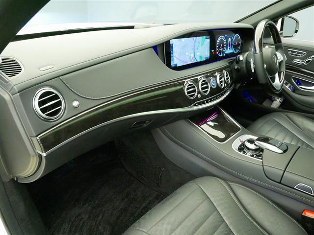 S400d AMGラインプラス レザーエクスクルーシブパッケージ ベーシックパッケージ 2年保証 新車保証(19枚目)