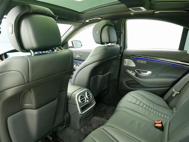 S400d AMGラインプラス レザーエクスクルーシブパッケージ ベーシックパッケージ 2年保証 新車保証(21枚目)