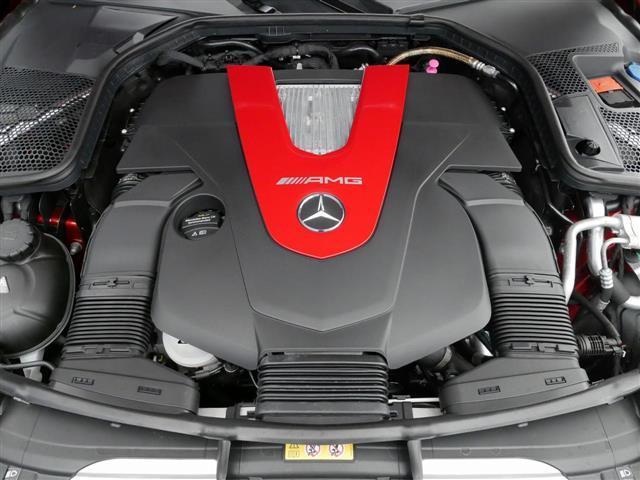 C43 4MATIC クーペ 2年保証 新車保証(8枚目)