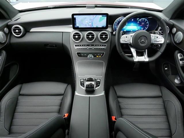 C43 4MATIC クーペ 2年保証 新車保証(11枚目)