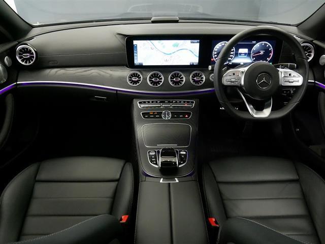 E200 クーペ スポーツ レザーパッケージ 2年保証 新車保証(11枚目)