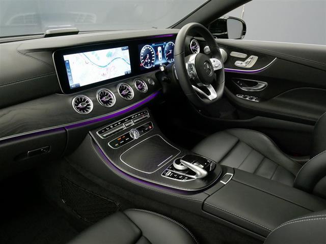 E200 クーペ スポーツ レザーパッケージ 2年保証 新車保証(19枚目)