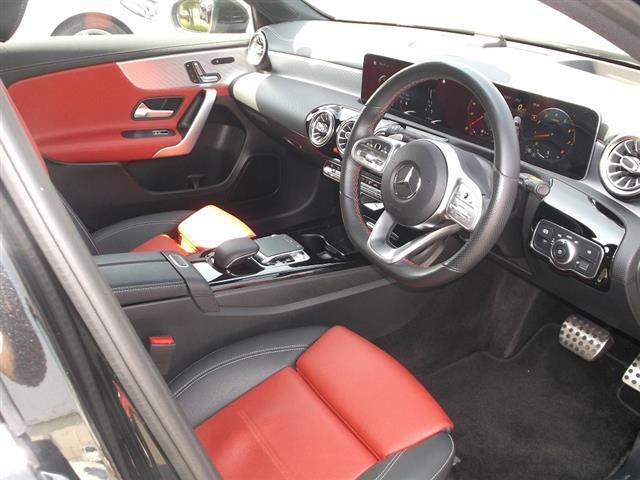A250 4MATIC セダン AMGライン AMGレザーエクスクルーシブパッケージ レーダーセーフティパッケージ アドバンスドパッケージ ナビゲーションパッケージ 2年保証 新車保証(6枚目)