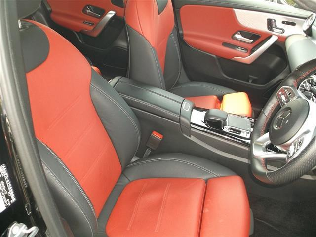A250 4MATIC セダン AMGライン AMGレザーエクスクルーシブパッケージ レーダーセーフティパッケージ アドバンスドパッケージ ナビゲーションパッケージ 2年保証 新車保証(12枚目)
