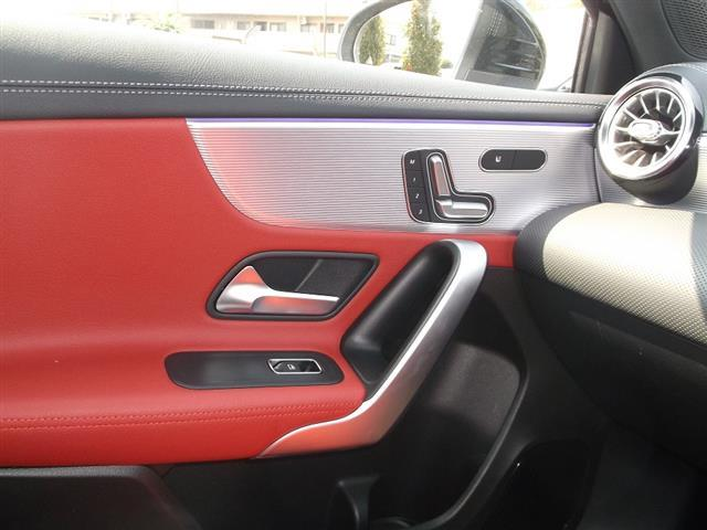 A250 4MATIC セダン AMGライン AMGレザーエクスクルーシブパッケージ レーダーセーフティパッケージ アドバンスドパッケージ ナビゲーションパッケージ 2年保証 新車保証(16枚目)