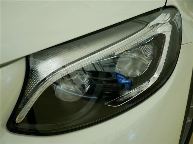 GLC63 S 4MATIC+ 2年保証 新車保証 Bluetooth接続 CD DVD再生 ETC LEDヘッドライト TV アイドリングストップ クルーズコントロール コネクテッド機能 サイドカメラ サンルーフ・ガラスルーフ(7枚目)