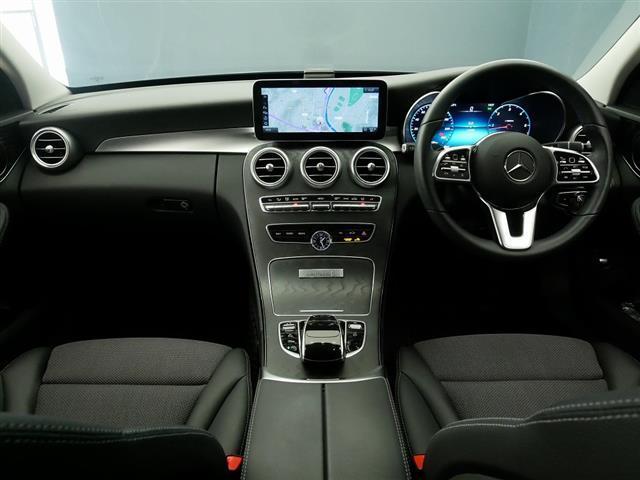 C220 d ローレウスエディション レーダーセーフティパッケージ 2年保証 新車保証(11枚目)