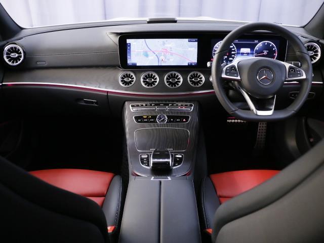 メルセデス・ベンツ M・ベンツ E200 クーペ スポーツ レザーパッケージ 新車保証