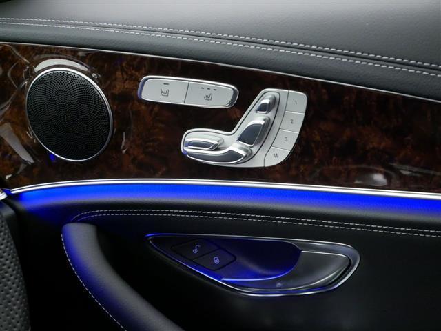 E400 4MATIC エクスクルーシブ 2年保証 新車保証(15枚目)