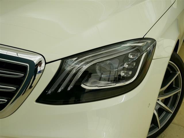 S400 d AMGラインプラス レザーエクスクルーシブパッケージ ベーシックパッケージ 2年保証 新車保証(7枚目)