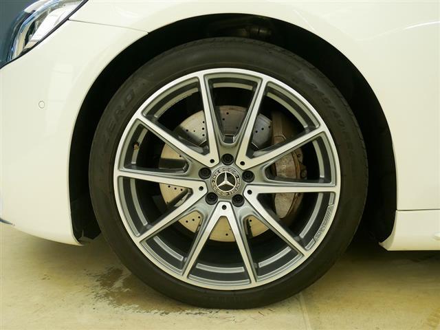 S400 d AMGラインプラス レザーエクスクルーシブパッケージ ベーシックパッケージ 2年保証 新車保証(17枚目)