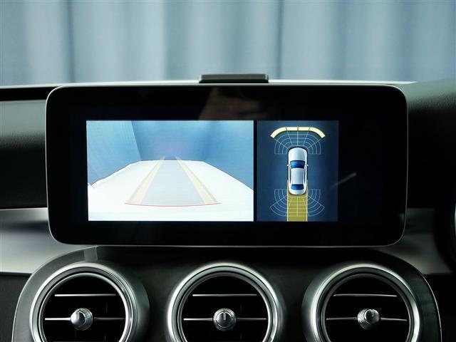 C220 d アバンギャルド AMGライン レザーエクスクルーシブパッケージ レーダーセーフティパッケージ 2年保証 新車保証(10枚目)