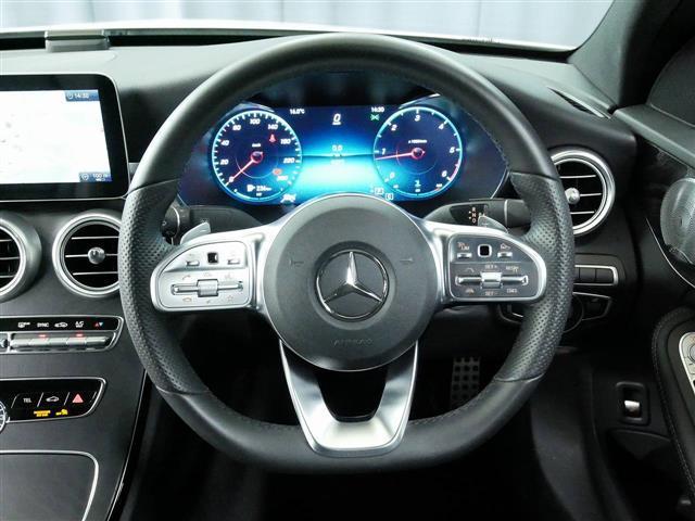 C220 d アバンギャルド AMGライン レザーエクスクルーシブパッケージ レーダーセーフティパッケージ 2年保証 新車保証(16枚目)