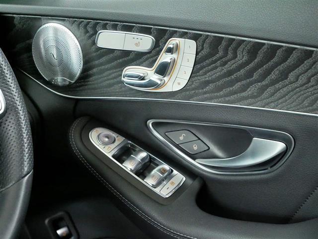 C220 d アバンギャルド AMGライン レザーエクスクルーシブパッケージ レーダーセーフティパッケージ 2年保証 新車保証(17枚目)