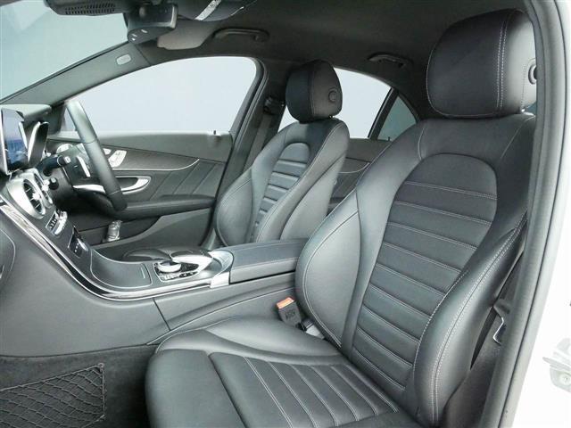 C220 d アバンギャルド AMGライン レザーエクスクルーシブパッケージ レーダーセーフティパッケージ 2年保証 新車保証(18枚目)