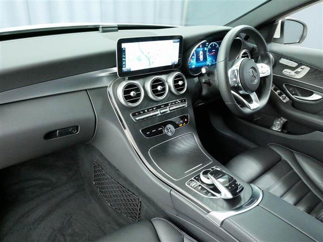 C220 d アバンギャルド AMGライン レザーエクスクルーシブパッケージ レーダーセーフティパッケージ 2年保証 新車保証(19枚目)