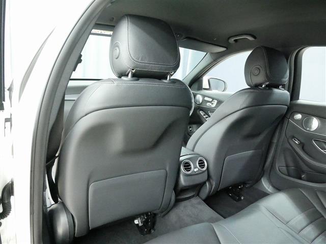 C220 d アバンギャルド AMGライン レザーエクスクルーシブパッケージ レーダーセーフティパッケージ 2年保証 新車保証(21枚目)