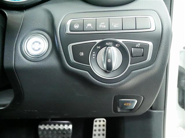 C220 d アバンギャルド AMGライン レザーエクスクルーシブパッケージ レーダーセーフティパッケージ 2年保証 新車保証(24枚目)