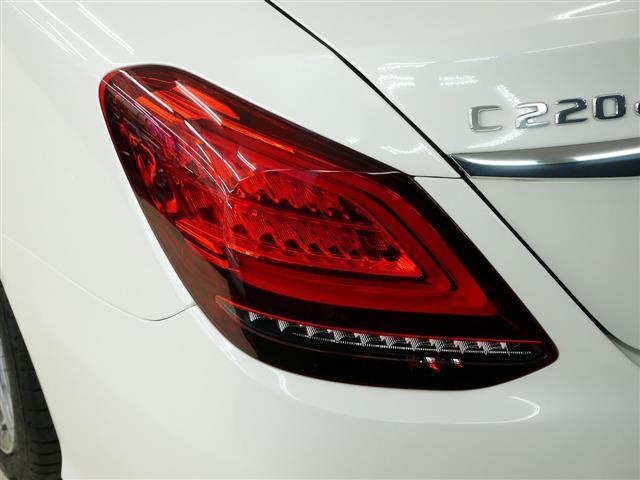C220 d アバンギャルド AMGライン レザーエクスクルーシブパッケージ レーダーセーフティパッケージ 2年保証 新車保証(29枚目)
