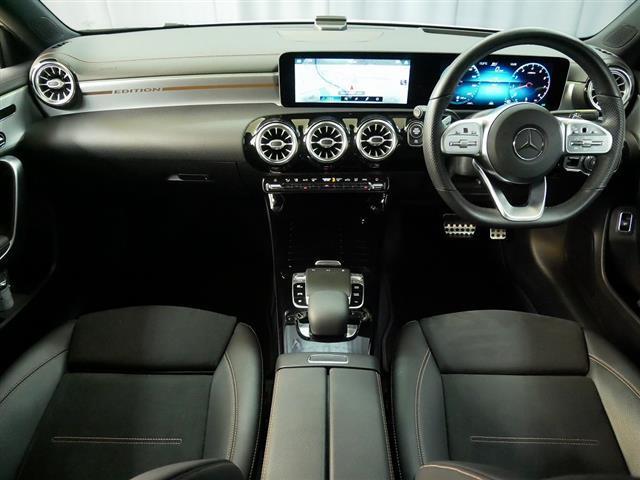 A250 4MATIC セダン エディション1 2年保証 新車保証(11枚目)