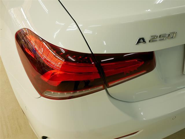 A250 4MATIC セダン エディション1 2年保証 新車保証(29枚目)