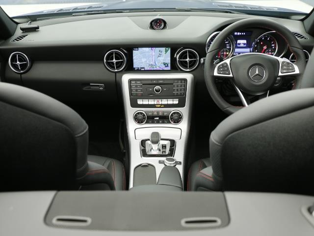 SLC180 スポーツ 新車保証(13枚目)