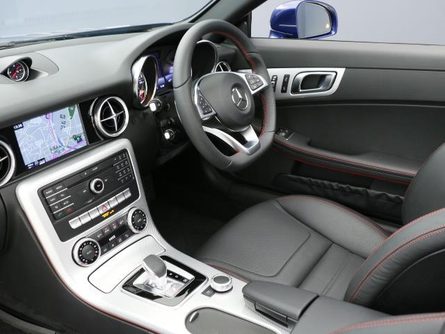 SLC180 スポーツ 新車保証(17枚目)