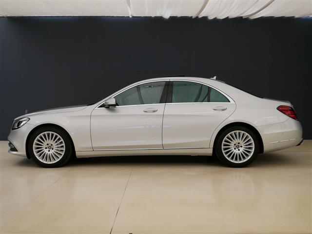 S450 エクスクルーシブ 2年保証 新車保証(2枚目)