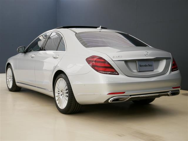 S450 エクスクルーシブ 2年保証 新車保証(5枚目)